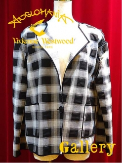 Vivienne Westwood ANGLOMANIA ジャケット入荷