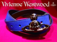 Vivienne Westwood ORBバックルエンボス ベルト入荷