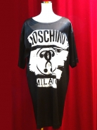 MOSCHINO COUTURE クエスチョンロゴワンピース入荷
