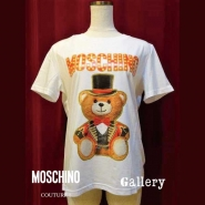 MOSCHINO COUTURE Lady'sTシャツ入荷