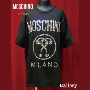 MOSCHINO COUTURE Men'sTシャツ入荷