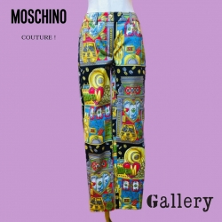 MOSCHINO COUTURE Lady's パンツ入荷