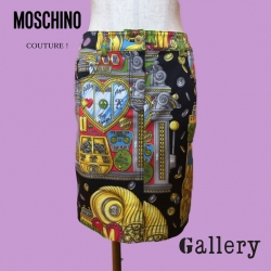 MOSCHINO COUTURE Lady's スカート入荷