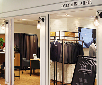 ONLY 京都 TAILOR